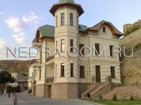 Дом Леси Украинки в Балаклаве