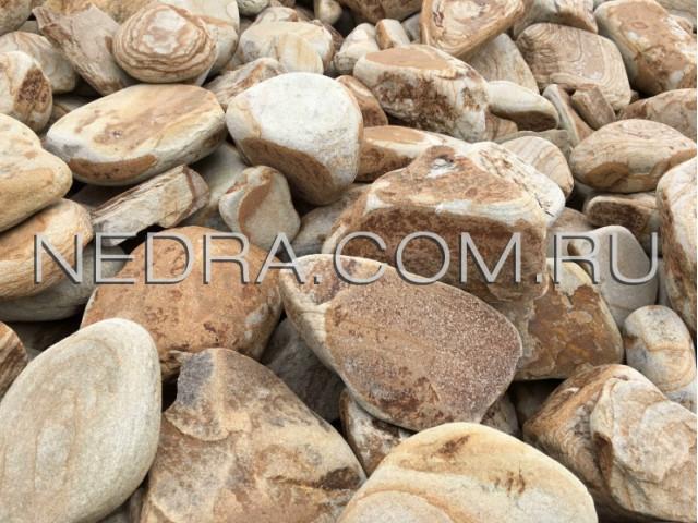 Камень бутовый галтованный
